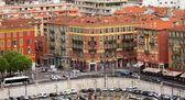 City of Nice - Architecture near Port de Nice — Foto Stock