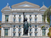 City of Nice - Opera de Nice — Stock Photo