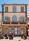 Saint Tropez - Architecture of city — Stock Photo