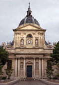 Parigi - Sorbona — Foto Stock