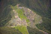 Machu picchu, peru — Stok fotoğraf