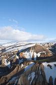 Landmannalaugar, Iceland — Stock Photo
