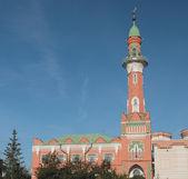 Zakabanny mosque. Kazan, Tatarstan — Stock Photo