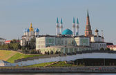 Complex of Governor's palace in Kazan Kremlin — Stock Photo