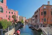 Rio Tre Pont. Venice, Italy — Stock Photo