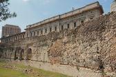 Ruinas de la antigua arena romana. Padua, Véneto, Italia — Foto de Stock