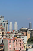 City of contrasts. Istanbul, Turkey — Stock Photo