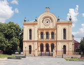Synagogue in Pecs, Hungary — Stock Photo