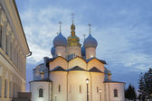 Russia, Tatarstan, Cathedral of Annunciation in Kazan — Stock Photo