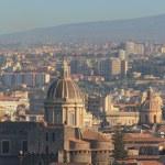 Cathedral of Sacred Agata. Catania, Sicily, Italy — Stock Photo #70842007