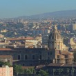 Temple in city. Cathedral, Catania, Sicily, Italy — Stock Photo #70842021