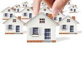 Proteggere la casa — Foto Stock
