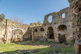 The convent of San Francescu near Castifao in Corsica — Stock Photo