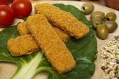 Filé de peixe — Fotografia Stock