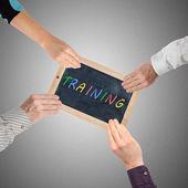 Conceito de formação — Fotografia Stock