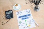 业务计划 — 图库照片