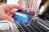 Online alışveriş kavramı — Stok fotoğraf