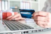 Online-shopping-konzept — Stockfoto