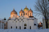 Saint Sophia's cathedral — Stock Photo