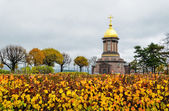 Chapel of the Most Holy Trinity in Petersburg, Russia — Stock Photo