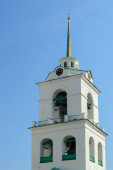 The bell tower of the Cathedral of the Holy Trinity — Photo