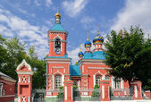 Holy Trinity Church in Miass, Chelyabinsk region — Foto de Stock