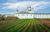 St. Varlaam Convent of the Transfiguration of Our Savior — Foto de Stock