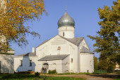 Demetrios Solunskiy Church — Stock Photo