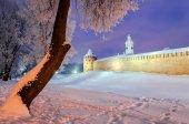 The Metropolitan Tower and Chasozvonya Clock tower  — ストック写真