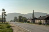 The village Mauke in Southern Urals — Foto Stock