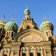 Fragment of cathedral of Our Saviour on Spilled Blood, St. Petersburg — Stock Photo #68404001