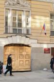 Гарнизон военный суд Санкт-Петербург — Стоковое фото