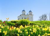 собор святого георгия — Стоковое фото