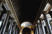 The interior of the Kazan Cathedral in Saint-Petersburg, Russia — Stock Photo