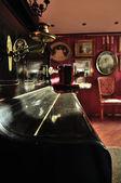 The interior of museum-photosalon of Karl Bulla on Nevsky Prospect in Saint-Petersburg, Russia — Stock Photo