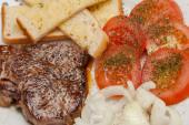 Rump steak — Stock Photo
