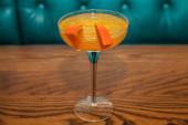 Orange drink — Stock Photo