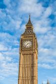 Hodinová věž ' Big Ben' — Stock fotografie