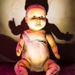 Постер, плакат: Scary old doll