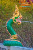 Naga sculpture. — Stock Photo