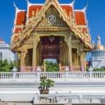 Thai style temple. — Stock Photo #58477835