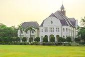 Thai royal palace. — Stock Photo