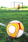 Goal keeper. — Stock Photo