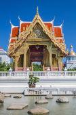 Thai style  temple. — Stock Photo