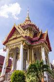 Thai style crematory — Stock Photo