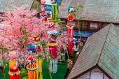 Tanabata Festival. — Stock Photo
