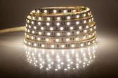 Glowing LED garland, strip  — Stock Photo