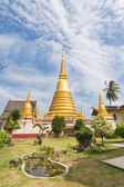 Wat-bot-meuang Temple — Stockfoto