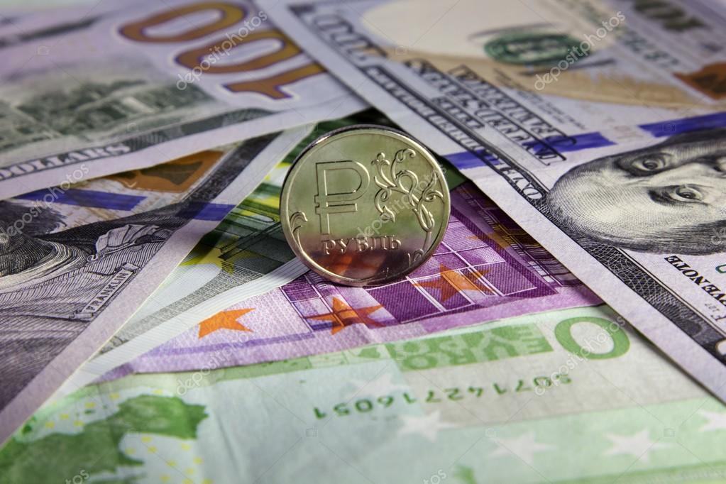 Курс рубля к евро на сегодня на форекс