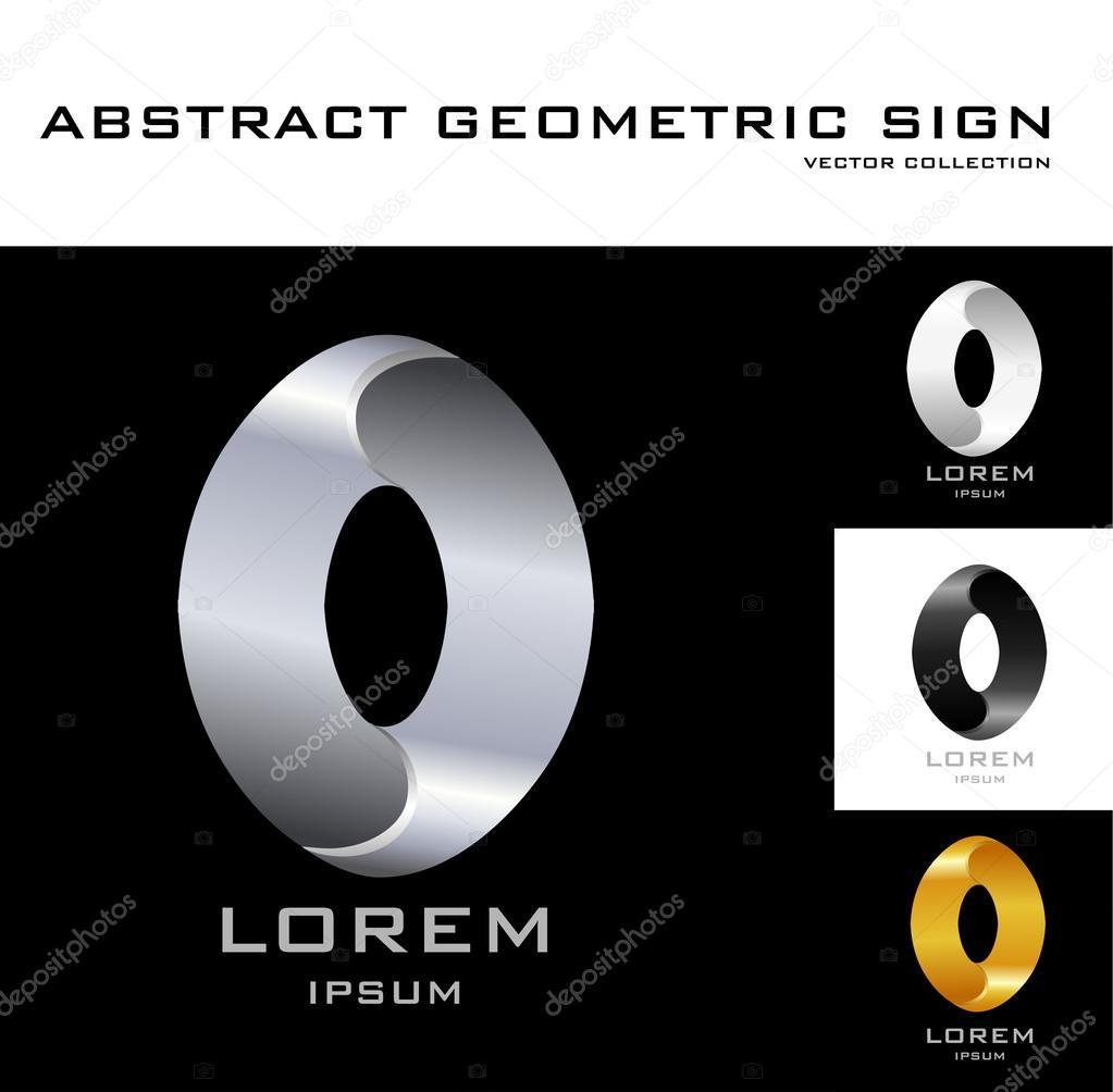 Oval Logo Design Oval Sign Logo Design Template